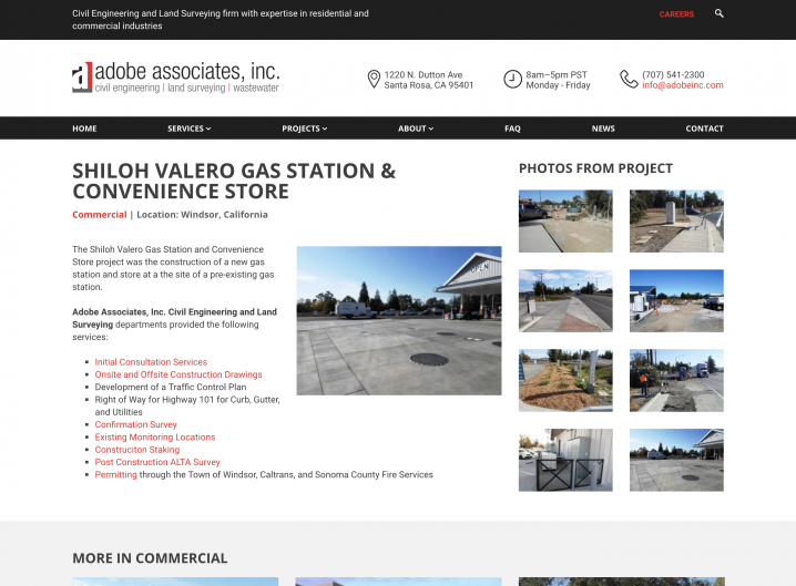 Adobe Inc. Project page