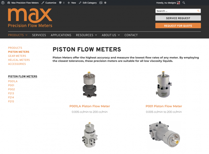 Max Machinery Product Family overview