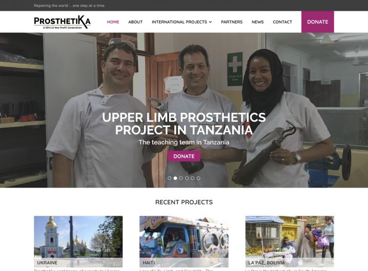 Prosthetika Homepage