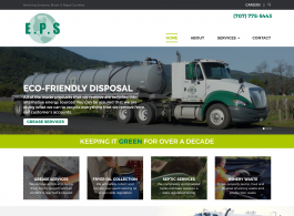 Environmental Pump Services homepage