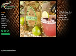 Mi Ranchito Restaurant Home page