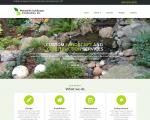 Manzanita Landscape Construction home page